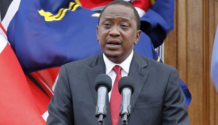 Uhuru Kenyata