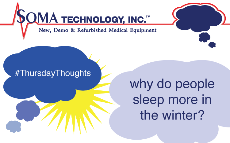 Why Do We Sleep More In Winter?