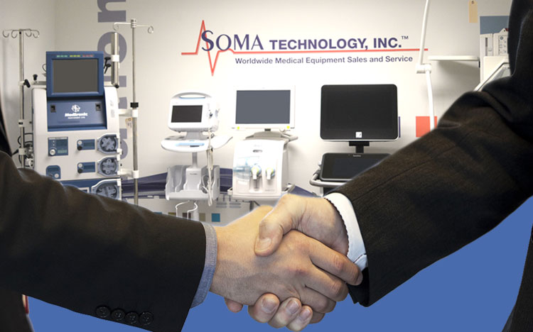 Sell Used Medical Equipment to Soma Technology
