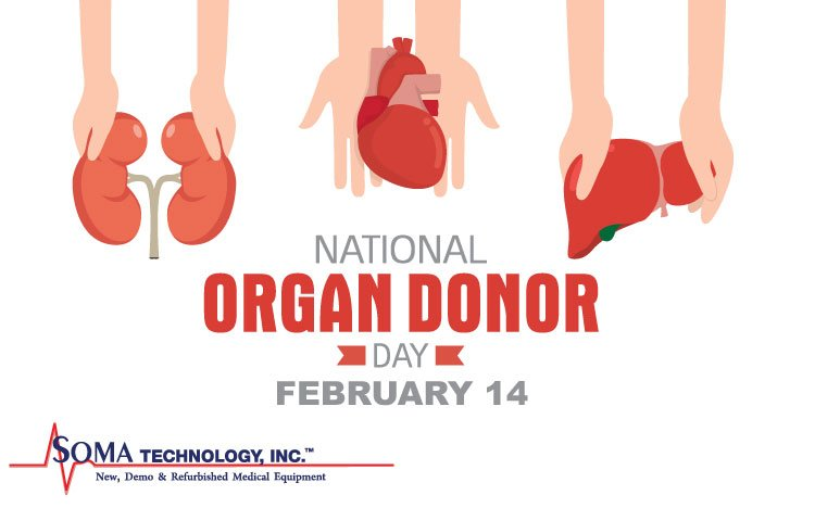 National Organ Donor Day - Soma Technology, Inc.