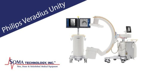 Philips Veradius Unity C-Arm