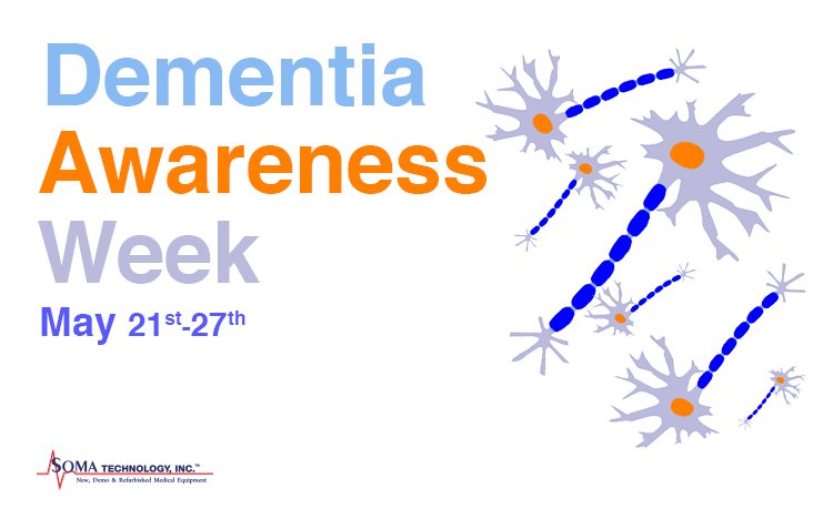 Dementia Awareness Week - Soma Technology, Inc.