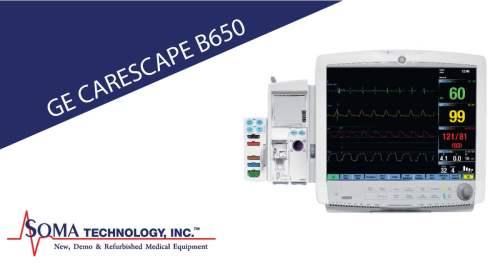 GE Carescape B650