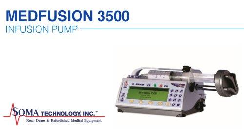 Medfusion 3500