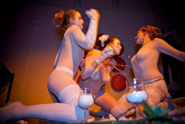 sex parties experience