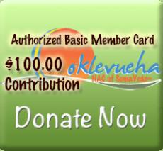 ONACS Authorized Basic Membership