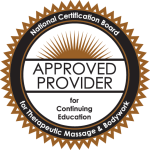 NCBTMB Continuing Education Approved Provider