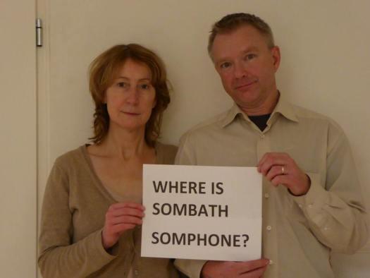 Marijke de Graaf & Frank Bron in the Netherlands are asking...