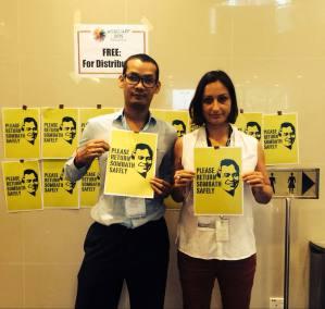 Kuala Lumpur-Sambo & Sharon-APF-2015