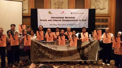 Jakarta-Workshop on Torture & ED-2015