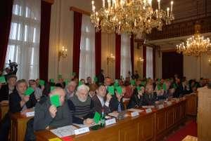 18. sednica Skupštine grada Sombora - odluke donete većinom glasova