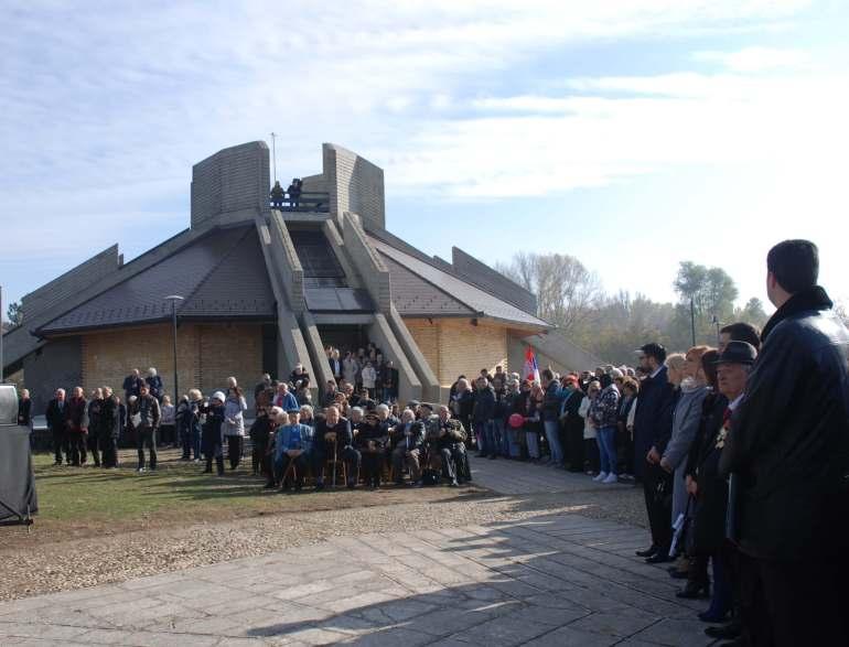 Спомен комплекс и Музeј Батинске битке