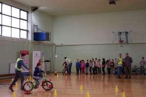 Мали бициклисти су били успешни на полигону