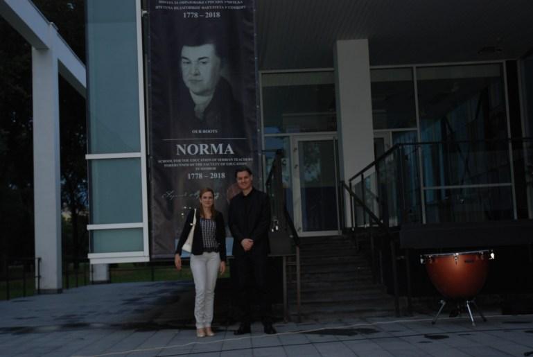Gradonačelnica Sombora Dušanka Golubović