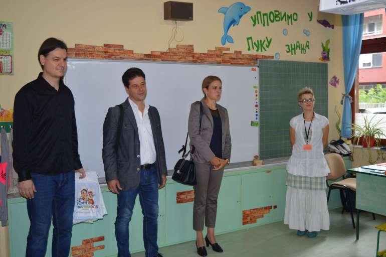 Predstavnici 11 gradova i opština, potpisnici Sporazuma o saradnji