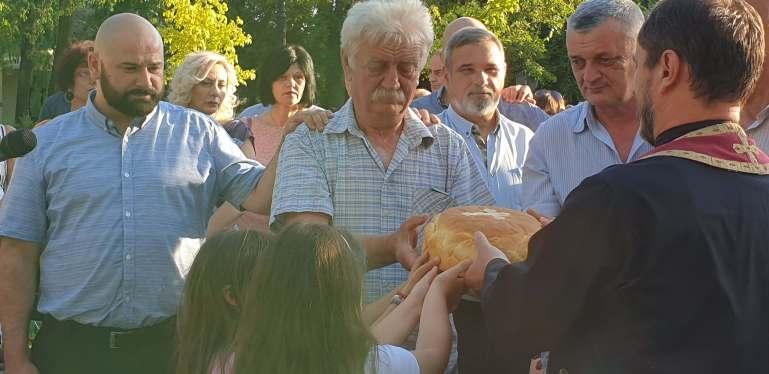 Месна заједница Црвенка прославила крсну славу Видовдан