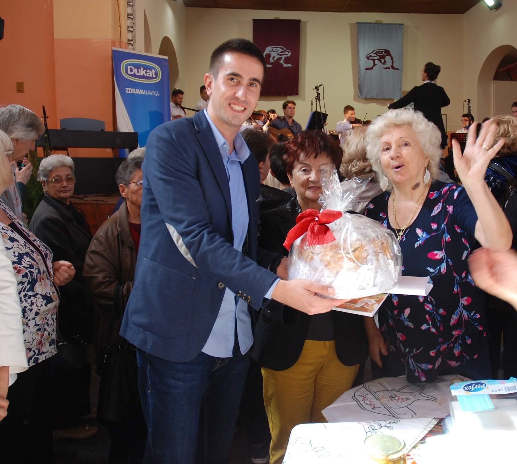 """и ове године акцији су се придружила деца и запослени из Предшколске установе """"Вера Гуцуња"""" Сомбор"""