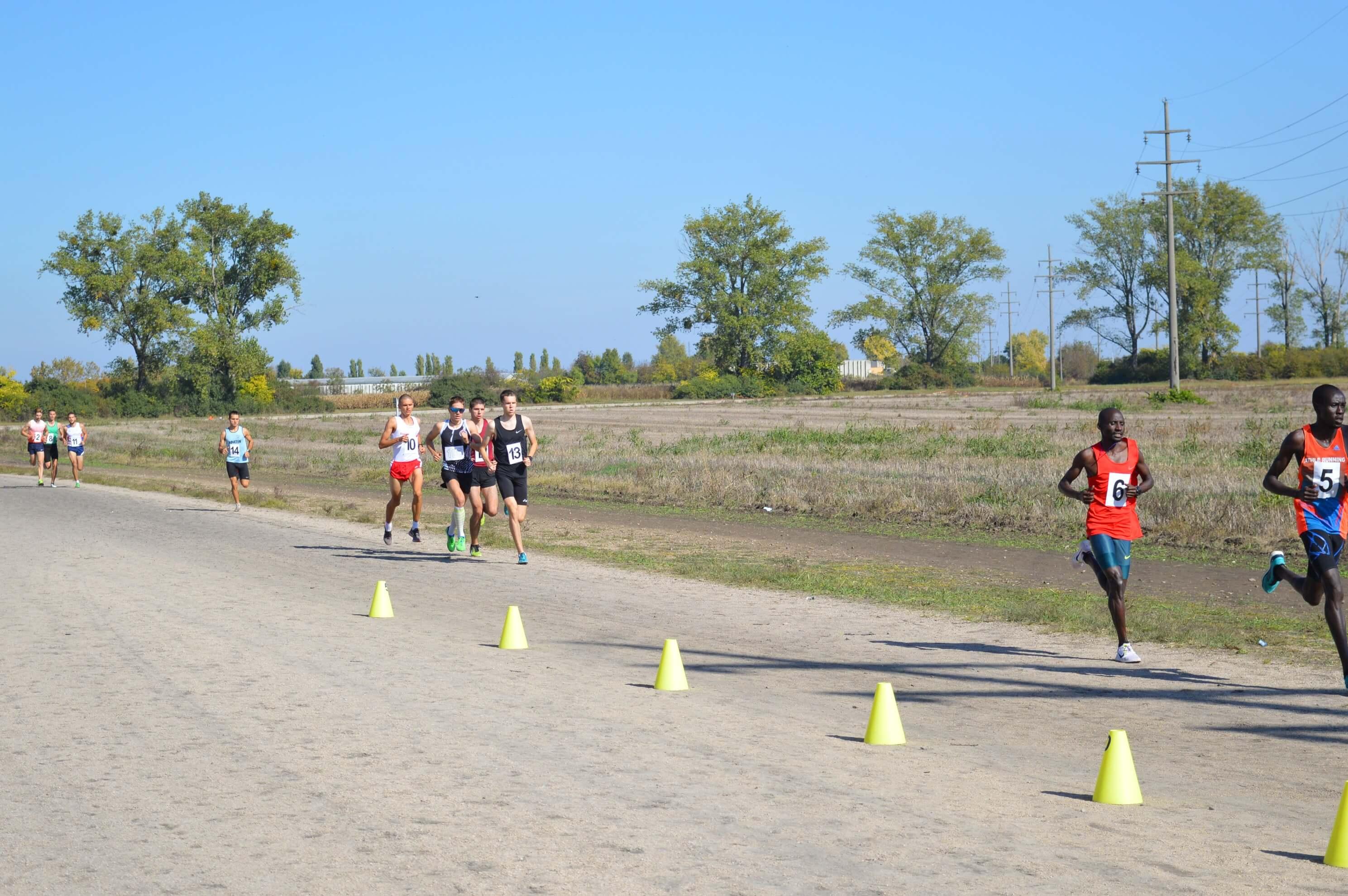 Трка сениора на 3000 метара