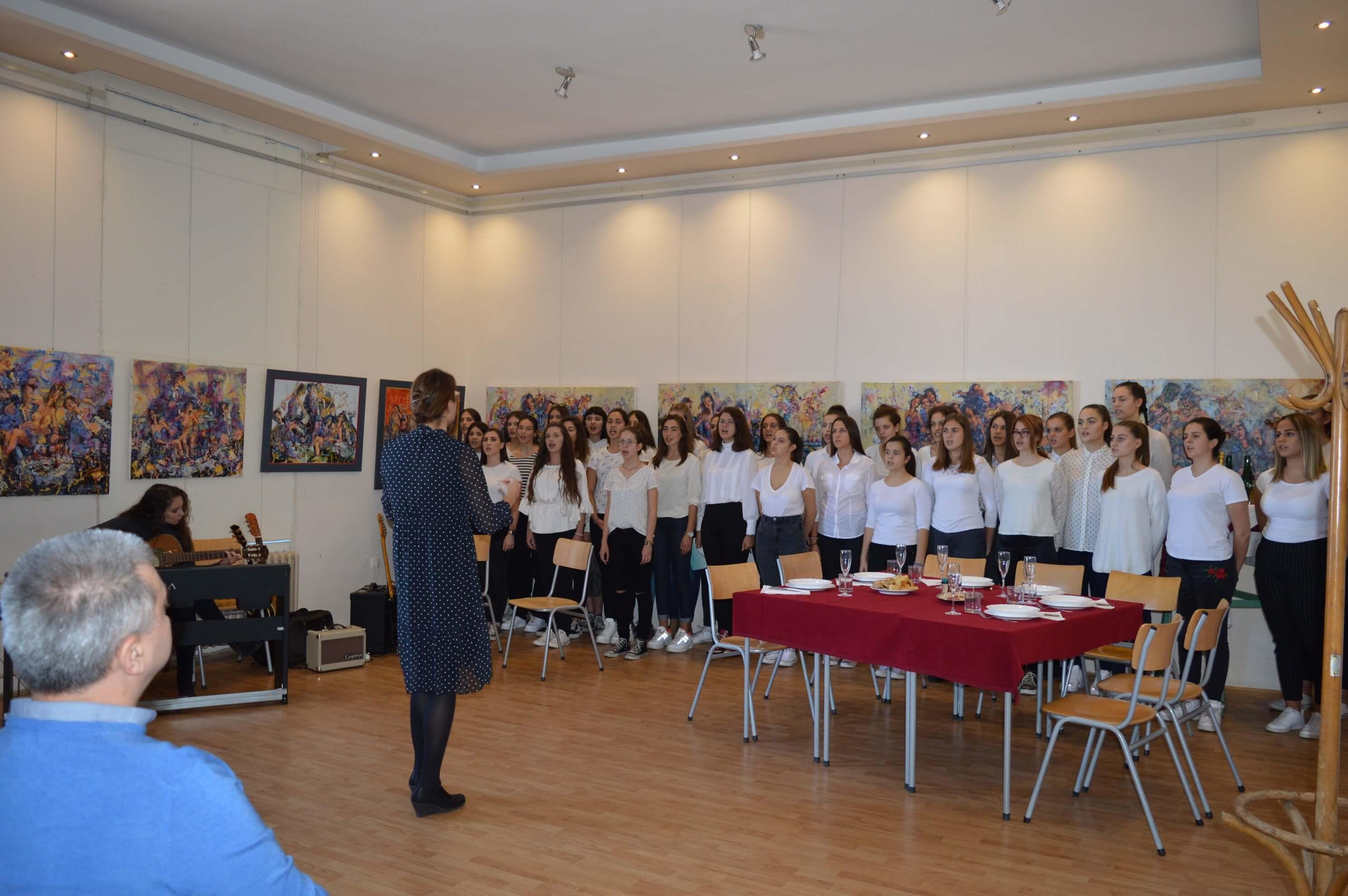 Градоначелница Душанка Голубовић доделила је медаље победницима у категорији ученика осмог разреда