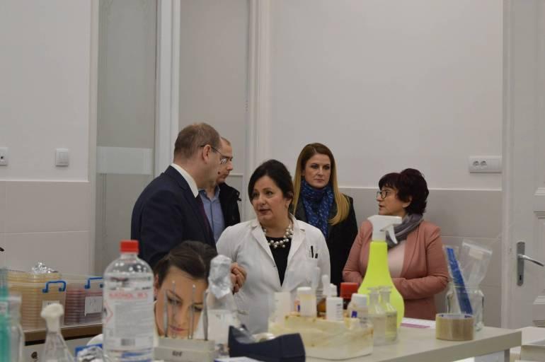 Нова лабораторија Завода за јавно здравље у Сомбору