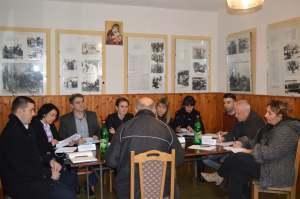 Градоначелница Душанка Голубовић и тим сарадника у Растини