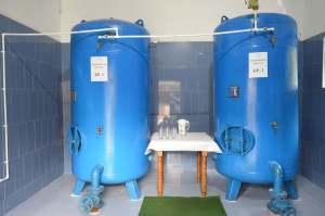 Вода се дезинфикује натријум-хипохлоритом