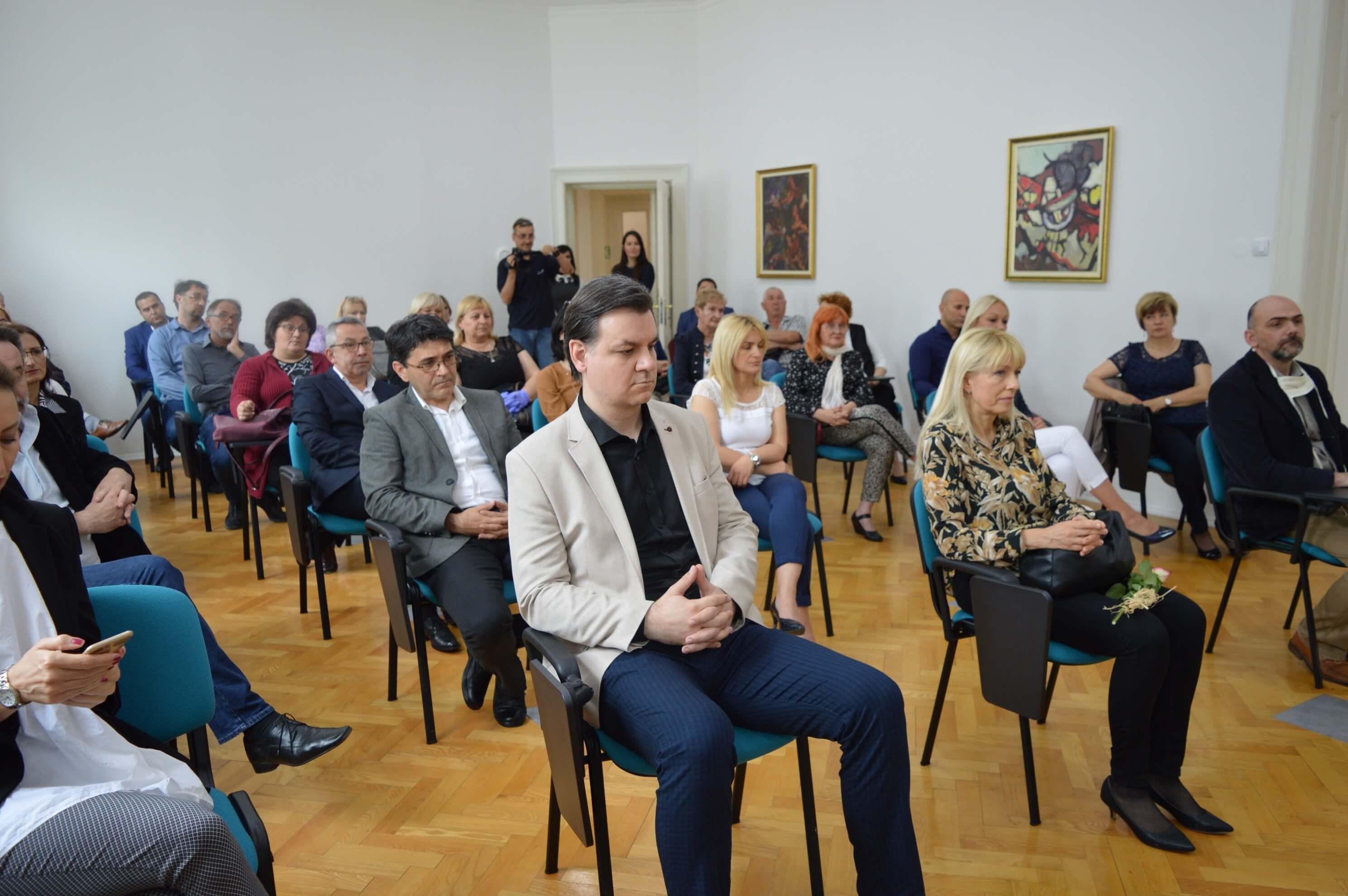 Према оцени министра Шарчевића Сомбор је спреман за дигитализацију у образовању