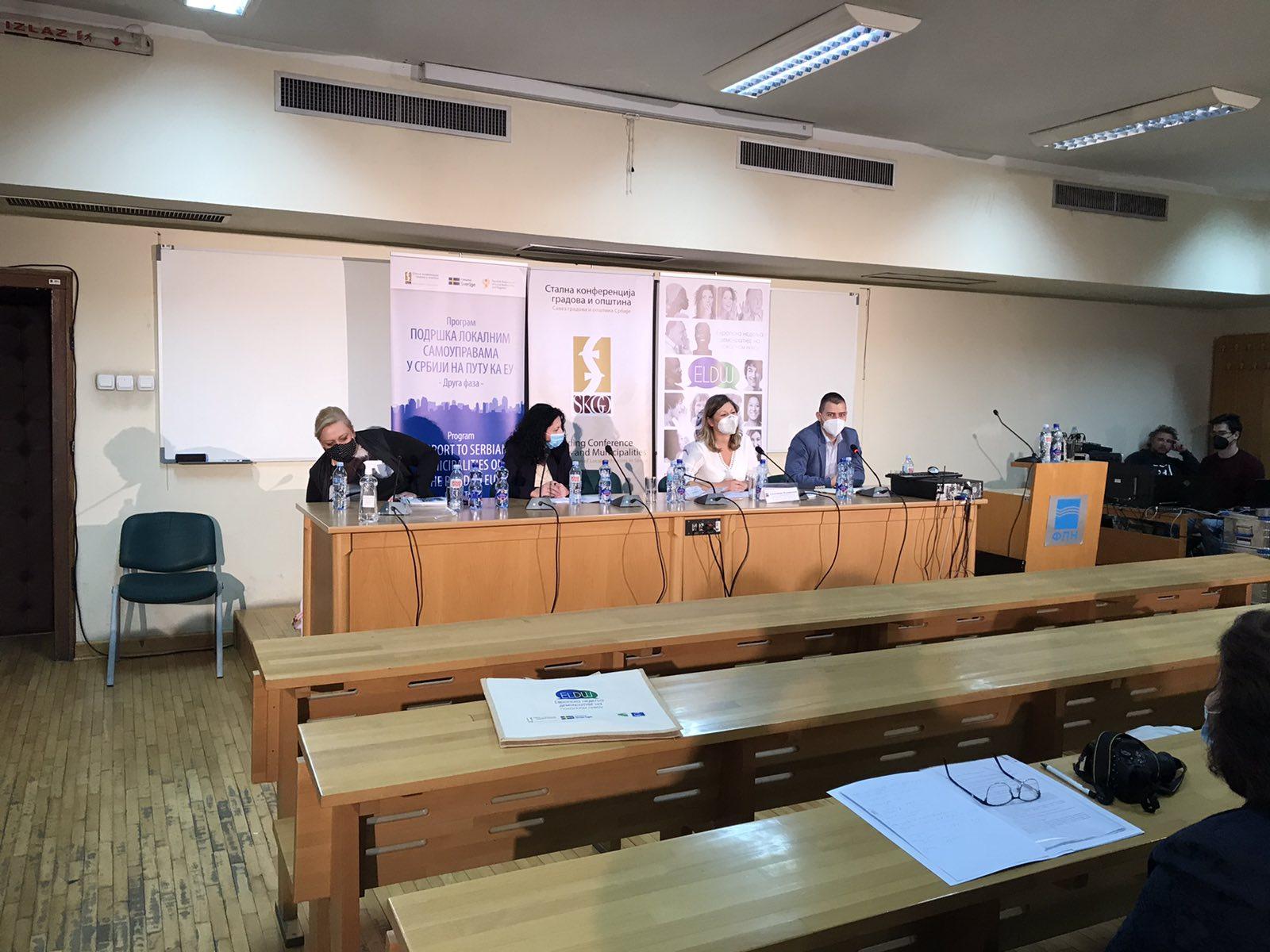 Панел дискусија о искуствима локалних самоуправа на пољу локалне демократије