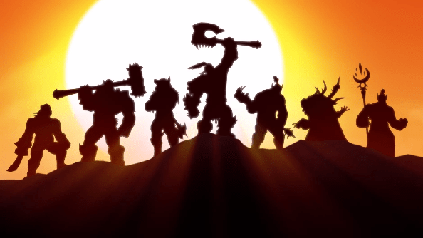 Warlords of Draenor shadow