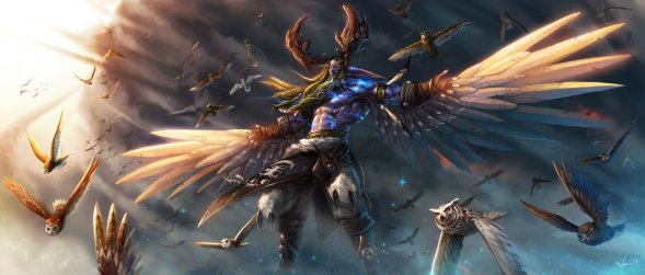 malfurion_stormrage_by_siakim-d3dhf5m