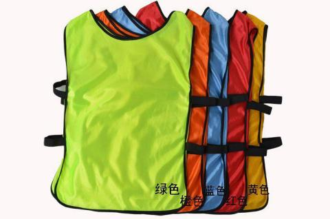 Free-Shipping-Blank-Soccer-Group-against-vest-soccer-training-bibs-6-colors-customized-football-training-shirts