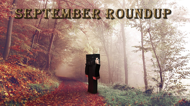 September 2018 RoundUp