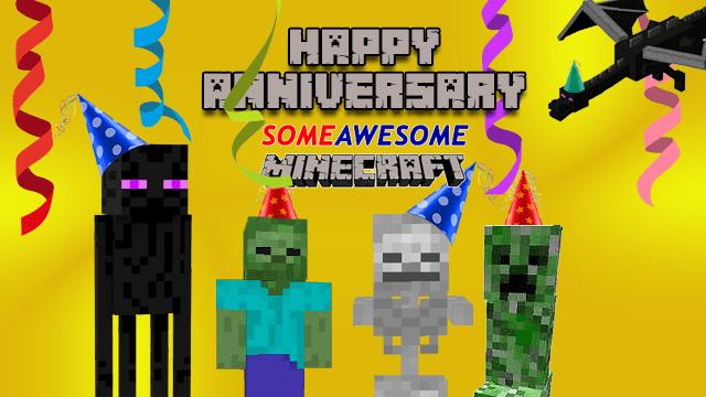 Happy Anniversary SAMC!