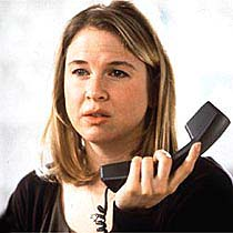 bridget jones speaking