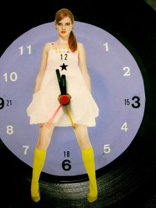 fashion clock daniel jaeger