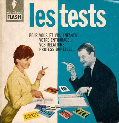 Les Tests (Marabout Flash 5/31)