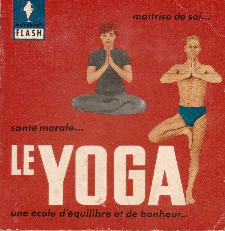 Le yoga (Marabout Flash 28/31)