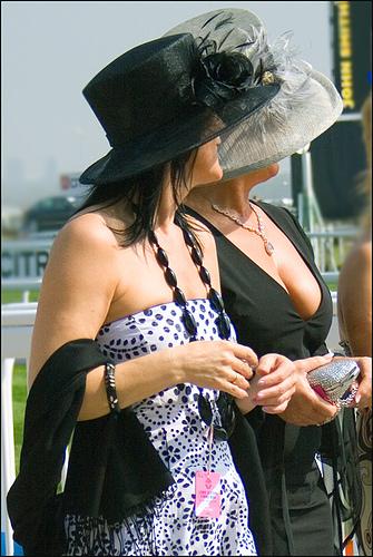 Un beau chapeau