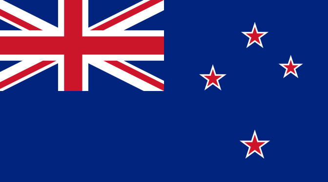 New Zealand – New Year!