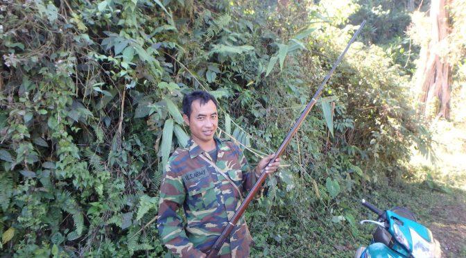 Laos, Luang Nam Tha to Pak Beng