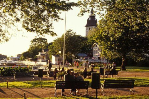 Naantali Old town / Harbour Photo: Alamy