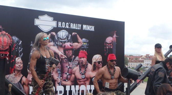 2017 End of Riding Season in Minsk, Belarus
