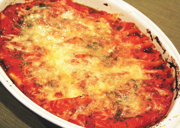 Meatless Friday: Simply Stunning Stuffed Shells