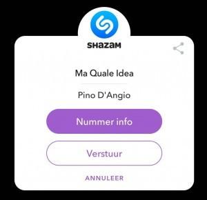 9 verborgen functies op social: Snapzam