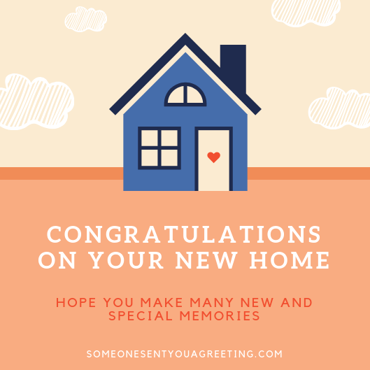 New Home Wishes Quotes Congratulations On Your