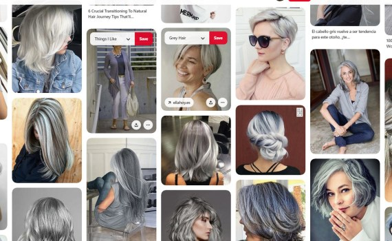 Will Grey Hair Make Me Look Old