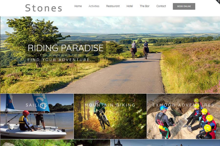 Hotel Website Designers in Somerset