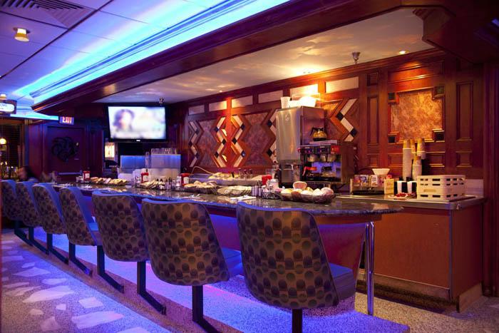 Diner Bar - BG