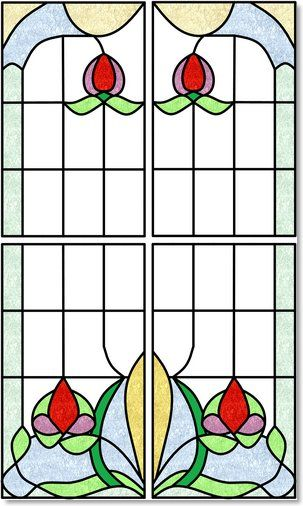 Stained Glass Designs Some Examples