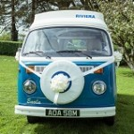 Somerset Wedding Campervans Enola